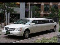 Cadillac DTS Stretch 130inch